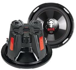 "New BOSS AUDIO P126DVC 12"" 4600W Car Power Subwoofers PAIR"