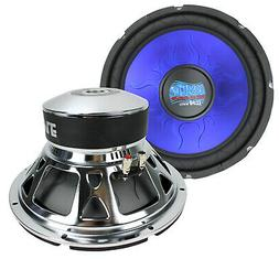 "2) New PYLE PL1290BL 12"" 2400 WATT Car Subs/Subwoofers Power"