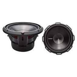 "2) ROCKFORD FOSGATE P3D2-10 10"" 1000W 2-Ohm DVC Car Audio Su"