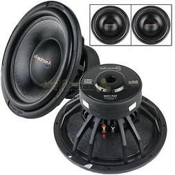 """2 Pack American Bass 15"""" Inch 3000 W Max 800 W RMS Subwoofer"""