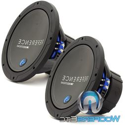 "SOUNDSTREAM R.124 PRO SUBS 12"" 4000W MAX DUAL 4-OHM SUBWOOF"