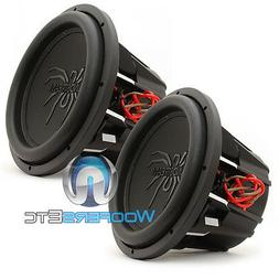 "SOUNDSTREAM T5.124 PRO SUBS 12"" 4000W MAX DUAL 4-OHM SUBWOO"