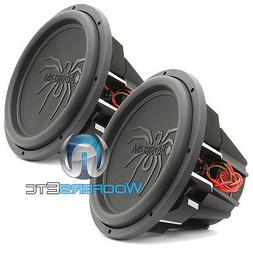 """SOUNDSTREAM T5.154 PRO SUBS 15"""" 5200W MAX DUAL 4-OHM SUBWOO"""
