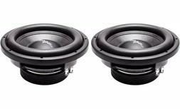 "Skar Audio VD-10 D2 10"" 800W Max Power Dual 2 Ohm Shallow M"