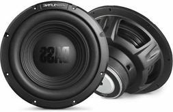 Alpine BassLine Series 10 Inch 750 Watt 4-Ohm Car Audio Subw