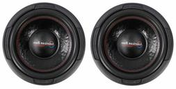 "American Bass XD-1244 1000w 12"" Car Audio Subwoofers Subs w"