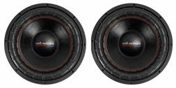 """American Bass XFL-1544 2000w 15"""" Competition Car Subwoofers"""