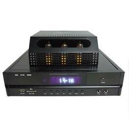 200W Bluetooth HIFI 2.1 Tube Power Amplifier USB SD Micropho