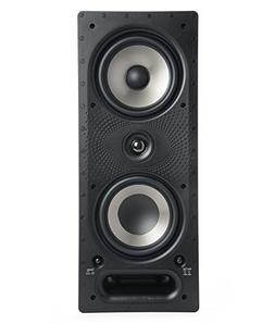 Polk Audio 265-RT 3-way In-Wall Speaker - The Vanishing Seri