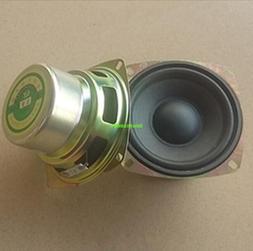 "2pcs 4""inch 105MM 4Ohm 4Ω 30W Subwoofer Speaker Loudspeaker"