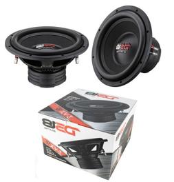 "2x 10"" Subwoofer 2800W Dual 4 Ohm Car Bass Woofer Speaker DS"