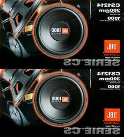 2x brand new cs1214 12 cs series