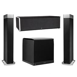 Definitive Technology 3.1 System with 2 BP9080X Tower Speake