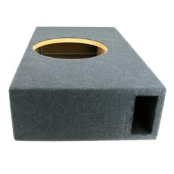 0.95 ft^3 Ported Shallow-Mount MDF Sub Woofer Enclosure for