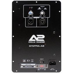 300 Watt 4 Ohm Plate Amplifier for Subwoofer Cabinets - Clas