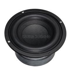 "HiFi 4"" inch Subwoofer Speaker Unit Home Audio Bass Loudspea"