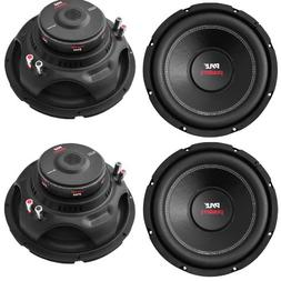 4 plpw10d car subwoofer audio