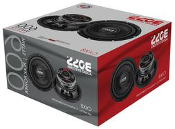 BOSS Audio Systems 400 Watts Car Subwoofer 8 inch Single 4 O