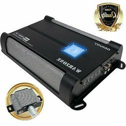 Gravity 4000W Class D 1Ohm Stable car audio Subwoofer bass C