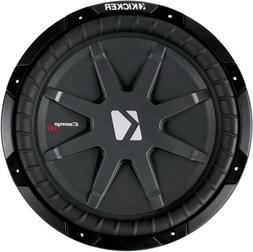 Kicker 40CWRT122 CompRT Series 12 inch Subwoofer Dual 2 Ohm