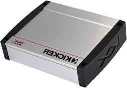 Kicker 40KX8001 Mono 800 Watt Amplifier