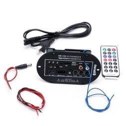 40W Car Bluetooth Subwoofer Hi-Fi Bass Amplifier Board Audio