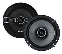Kicker 41KSC654 6.5 inch Coaxial 2-Way Speakers