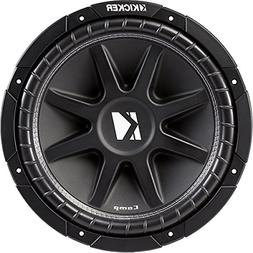"Kicker 43C124 12"" 300W 4-Ohm COMP Series Car Audio Sub Subwo"