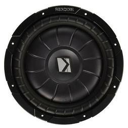 """Kicker 43CVT124 800 Watts Max Single 4-Ohm 12"""" COMPVT Car Au"""