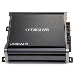 Kicker 43CXA3001 600 Watt MONO Class D Power Car Audio Ampli