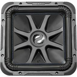 Kicker L7S12 Car Audio Solo-Baric 12 Subwoofer Square L7 Dua