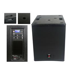 STARAUDIO 4500W 15 Inch DJ Active Sub Powered Subwoofer Syst