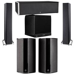 Definitive Technology 5.1 System with 2 BP9040 Tower Speaker