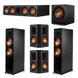 Klipsch 5.1 System with 2 RP-8000F Floorstanding Speakers, 1