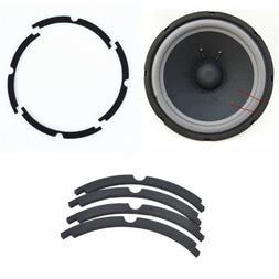 """5""""/6.5""""/8""""/10"""" inch Speaker Gasket Subwoofer Woofer Gasket R"""