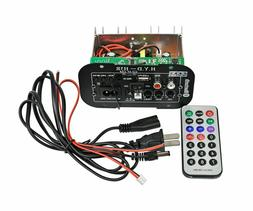For 5-8inch Speakers Subwoofer Amplifier Board Car Bluetooth