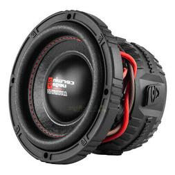 "6.5"" Dual 2 Ohm High Performance Subwoofer 400 Watts Max Cer"