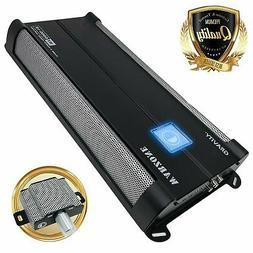 Power Acoustik BAMF1-5000D 5000W Monoblock BAMF Series Class D Car Amplifier