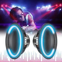 6inch 50W 6Ω DIY Sound Box Loudspeaker Stereo Subwoofer Spe
