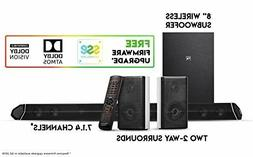 7.1 Surround Sound System Wireless Subwoofer kit Suround-sou