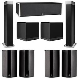 Definitive Technology 7.2 System with 2 BP9080X Tower Speake
