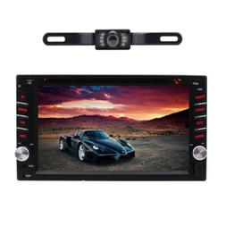 """7"""" Touchscreen Car Radio DVD Player Stereo Bluetooth Hands-f"""