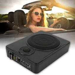 "8"" Amplifier Bass HiFi Slim Under-Seat Active Powered Car Su"