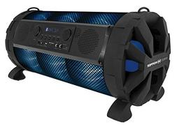 Street Hopper 8 - Portable Bluetooth Boombox Speaker with LE