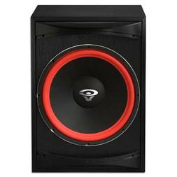 "Cerwin-Vega XLS-15S 15"" Front Firing Powered Subwoofer"
