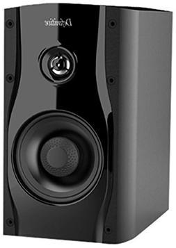Definitive Technology SM45 Bookshelf Speaker - Black