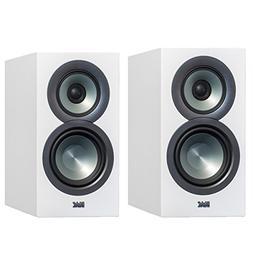 """Elac - Uni-fi Slim 5-1/4"""" 140-watt Passive 3-way Bookshelf S"""
