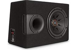 "Jbl - 10"" Single-voice-coil 4-ohm Subwoofer - Black"