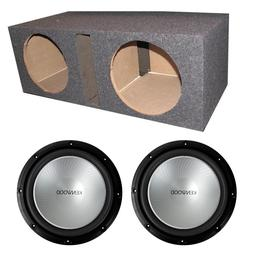 "Kenwood 12"" Automotive Subwoofer"
