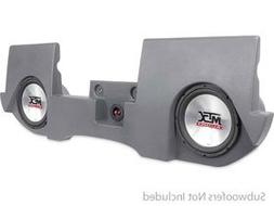 MTX Audio DRQC20UC Subwoofer Enclosure For Select Dodge Truc